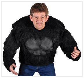 Men's Gorilla Shirt - Standard
