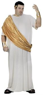 Men's Julius Caesar Plus Size Costume - Standard