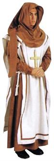 Men's Renaissance Monk Adult Costume - Standard