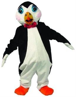Penguin Mascot As Pictured Costume Costume - Standard