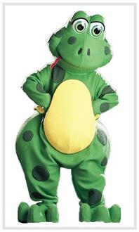 Froggles As Pictured Costume Costume - Standard for Halloween