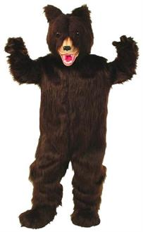 Grizzly Bear As Pictured Costume - Standard for Halloween