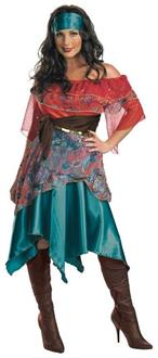 Women's Bohemian Babe Adult Costume