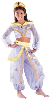 Kids Jasmine Prestige Child Costume - Standard