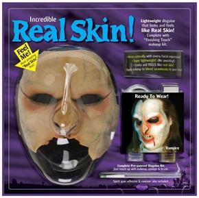 Women's Real Skin Kit Vampire Accessory - Standard