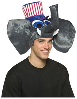 Men's Patriot Elephant Hat - Standard