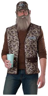 Men's Duck Dynasty Uncle Si Costume - Standard