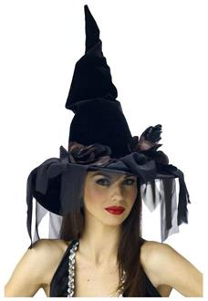 Women's Witch Hat Deluxe Winding - Standard