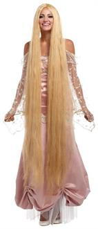 Women's Wig Blonde 60 Inch Straight - Standard