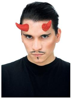 Men's Demon Horns Red - Standard