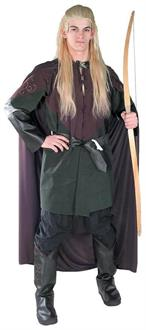 Men's The Lord Of The Rings Legolas Adult Costume - Standard