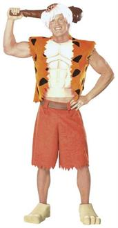 Men's The Flintstones Bamm-Bamm Deluxe Adult Costume