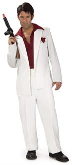Men's Tony Montana Scarface Costume - Standard