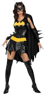 Women's Batgirl Adult Costume