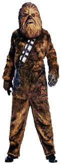 Men's Star Wars Chewbacca Adult Costume - Standard