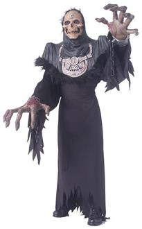 Men's Grand Reaper Creature Reacher Costume - Standard