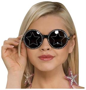 Women's Glasses Stars Are Blind Black - Standard