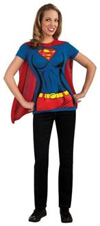 Supergirl Shirt Costume