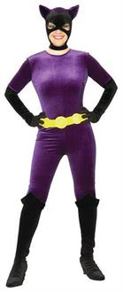 Women's Catwoman Gotham Girls Costume