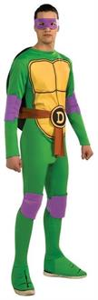 Men's Tmnt Donatello Adult Std - Standard