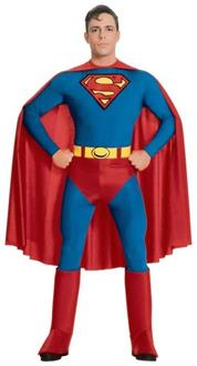 Men's Superman Adult Costume