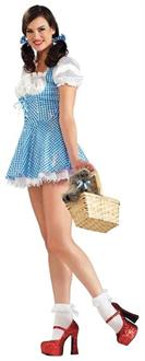 Dorothy Sequin Adult Costume