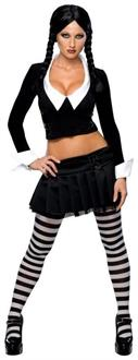 Women's Wednesday Adult Costume