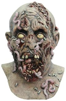Men's Infestado Adult Latex Mask - Standard