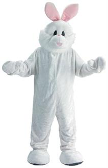 Rabbit Mascot Jumpsuit Costume