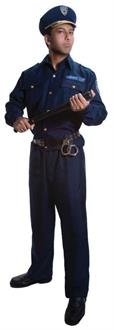 Men's Adult Policeman Costume