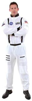 Astronaut Mens White Costume