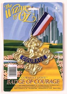 Badge Of Courage Accessory - Standard