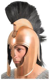 Men's Armor Helmet Copper - Standard