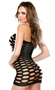 Women's Pothole Tube Dress - OS