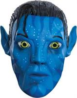 Avatar Movie Jake Sully 3/4 Vinyl Adult Mask