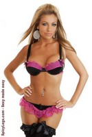 2 PC Sweet Treat Bra Set