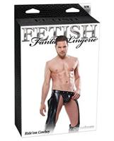 Fetish Fantasy Cowboy Assless Chaps with Jockstrap