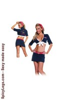 5 pc High Maintenance Honey Costume