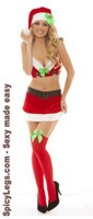 3 pc. Peppermint Princess Costume