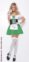 3 pc. Kiss Me Cutie Light up Costume