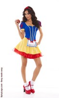 2 pc.Fairest of All Light up Costume