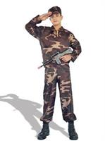 Army Soldier Teen Costume