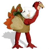 Turkey Adult Costume