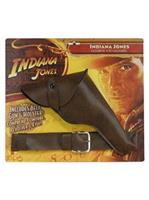 Indiana Jones - Indiana Jones Belt with Gun and Holster
