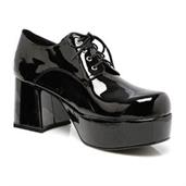Pimp (Black) Adult Shoes