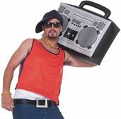 Hip Hop Inflatable Boom Box