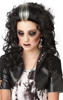 Rocked Out Zombie Adult Wig