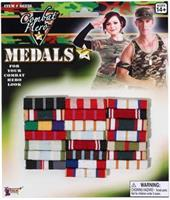 Army Tiered Medals Adult