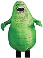 Ghostbusters - Inflatable Slimer Adult Costume