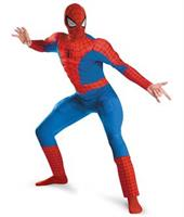 Spider-Man Deluxe Muscle Plus Adult Costume